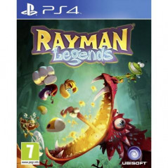 RAYMAN LEGENDS PS4 UK NEW