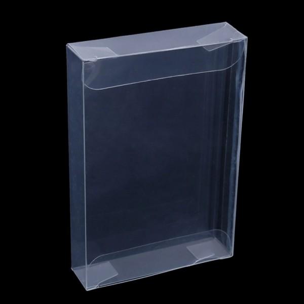 BOITE DE PROTECTION PLASTIQUE POUR JEU SEGA MEGADRIVE-GENESIS (NEWNEUF) PLASTIC BOX