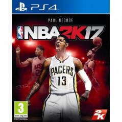 NBA 2K17 PS4 FR NEW