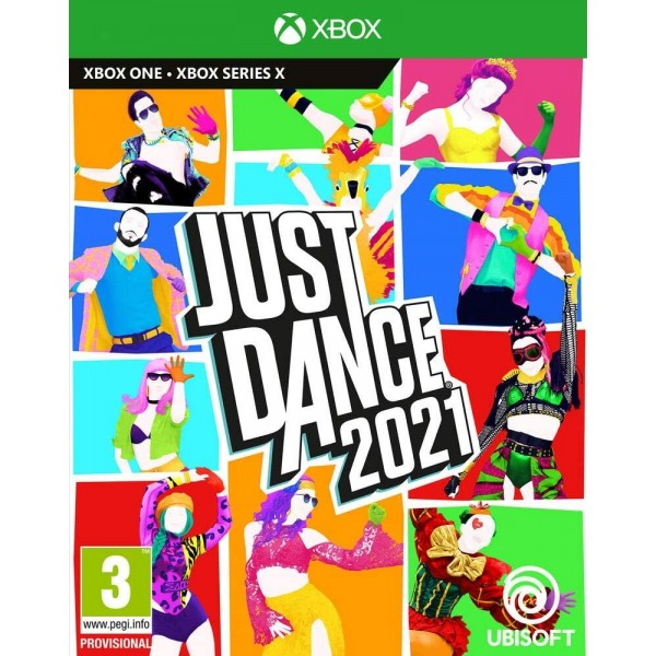 JUST DANCE 2021 XBOX ONE FR NEW