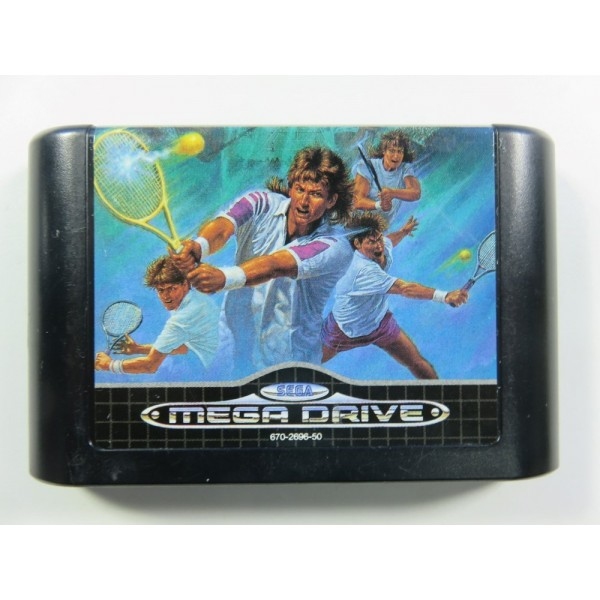 THE TENNIS TOURNAMENT GRANDSLAM SEGA MEGADRIVE PAL-EURO LOOSE