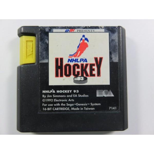 NHLPA HOCKEY 93 SEGA MEGADRIVE PAL-EURO LOOSE