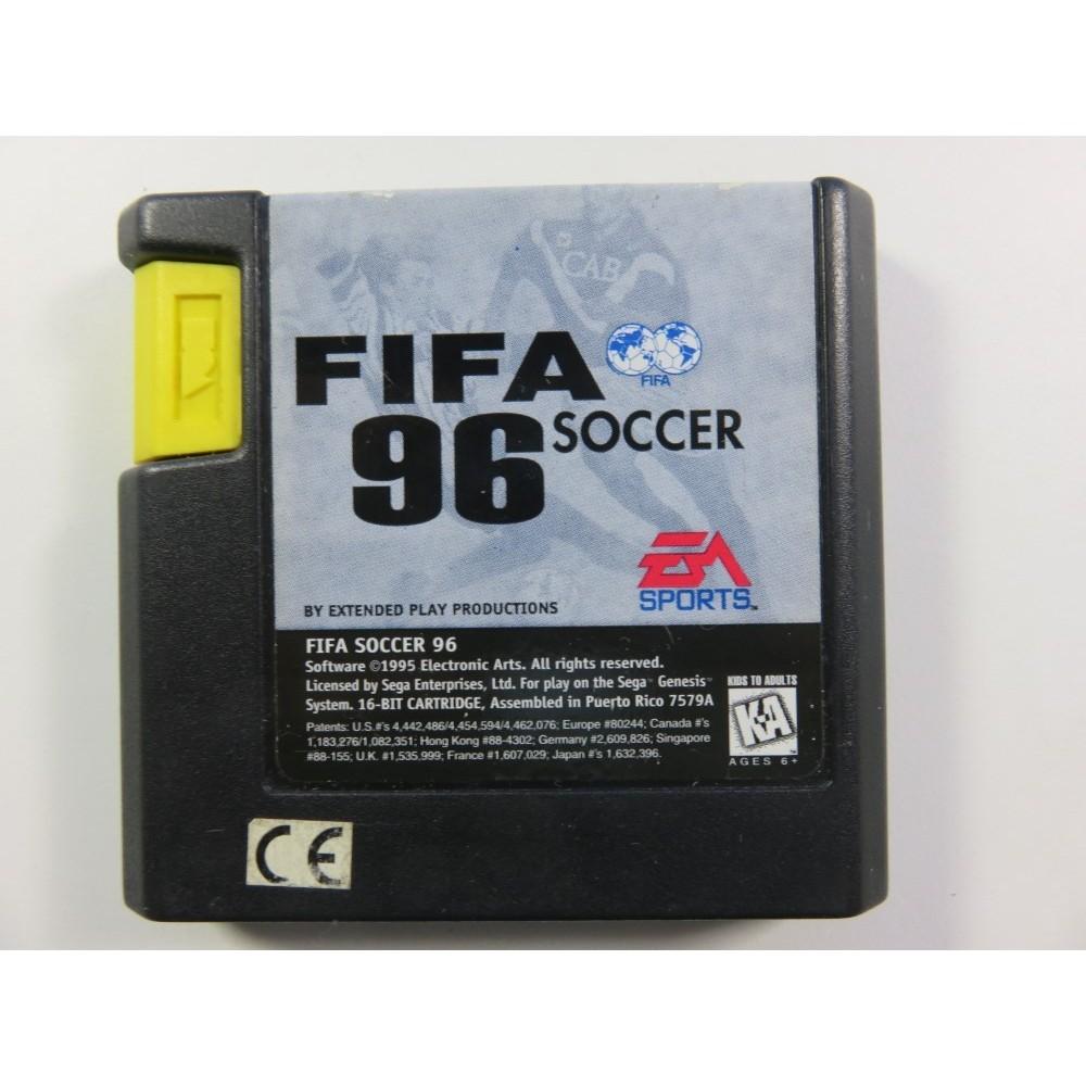 FIFA SOCCER 96 SEGA GENESIS LOOSE