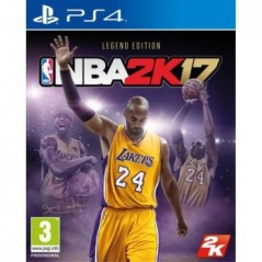 NBA 2K17 LEGENDAIRE PS4 FR OCCASION