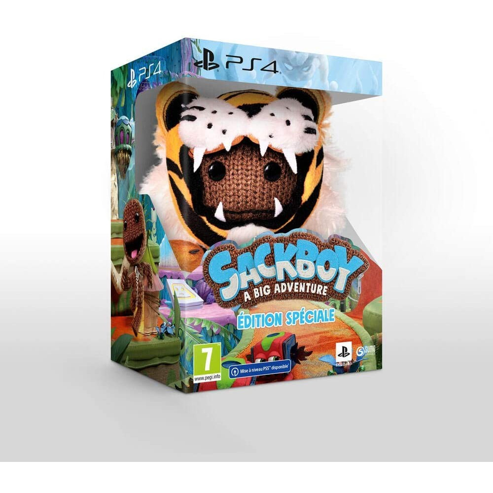 SACKBOY A BIG ADVENTURE PS4 FR NEW