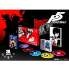 PERSONA 5 20TH ANNIVERSARY EDITION DX PACK CRYSTAL SET PS4 JPN NEW