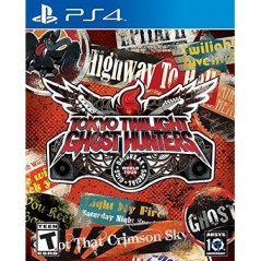 TOKYO TWILIGHT GHOST HUNTERS DAYBREAK SPECIAL GIGS PS4 US NEW