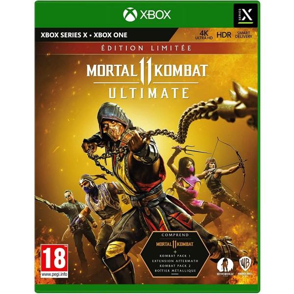 MORTAL KOMBAT XI ULTIMATE EDITION LIMITEE - XBOX ONE / XX FR