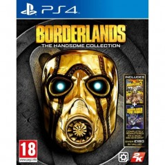 BORDERLANDS THE HANDSOME COLLECTION PS4 UK OCCASION