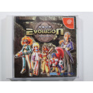 EVOLUTION SEGA DREAMCAST NTSC-JPN (COMPLETE)