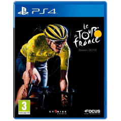 LE TOUR DE FRANCE 2016 PS4 FR OCCASION
