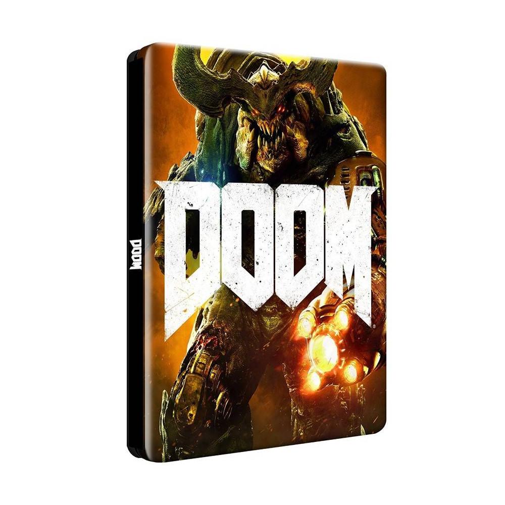 DOOM STEELBOOK PS4 FR OCCASION