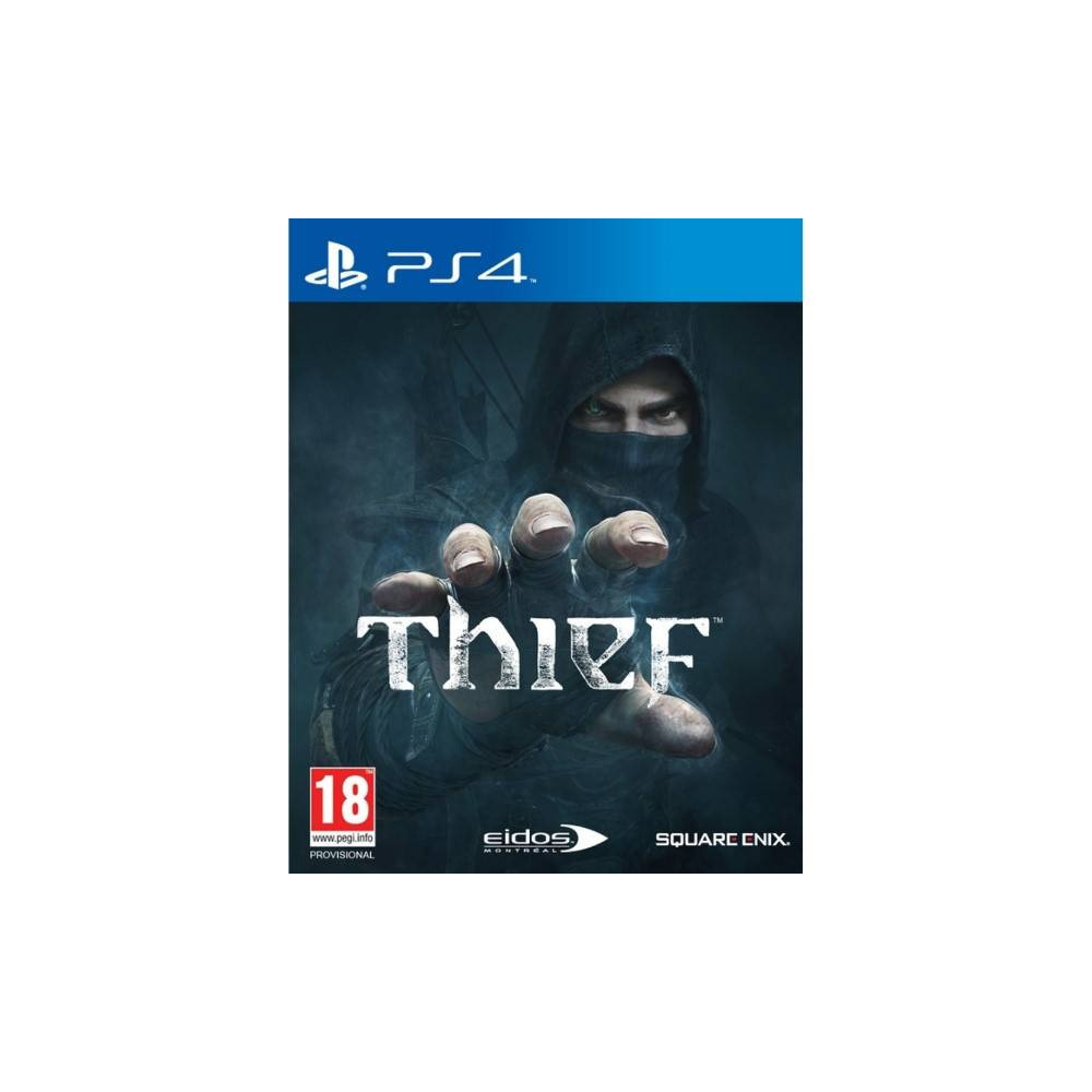 THIEF PS4 EURO OCCASION (LENTICULAR VERSION)