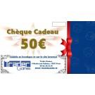 Chèque cadeau dématérialisé 50 euros Trader Games (Gift Voucher)