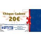 Chèque cadeau dématérialisé 20 euros Trader Games (Gift Voucher)