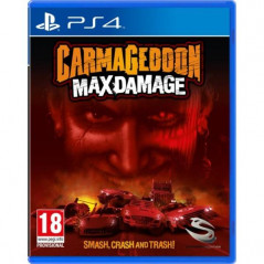 CARMAGEDON MAXDAMAGE PS4 FR OCCASION