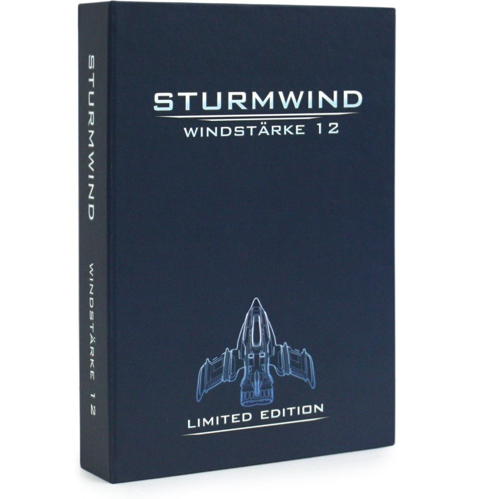 STURMWIND WINDSTARKE 12 SEGA DREAMCAST LIMITED EDITION (+ PLUCH) REGION FREE BRAND NEW
