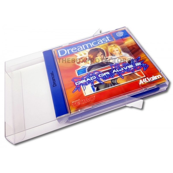 BOITE PROTECTION DREAMCAST NEW