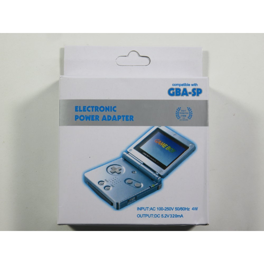 CHARGEUR GBA SP DS FAT NEUF