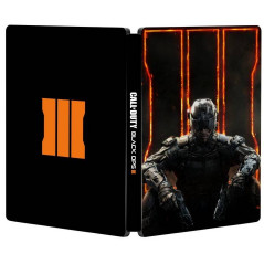 CALL OF DUTY BLACK OPS 3 STEELBOOK PS4 FR OCCASION