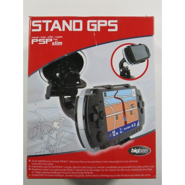 STAND GPS POUR SONY PLAYSTATION PORTABLE SLIM (PSP) EN BOITE