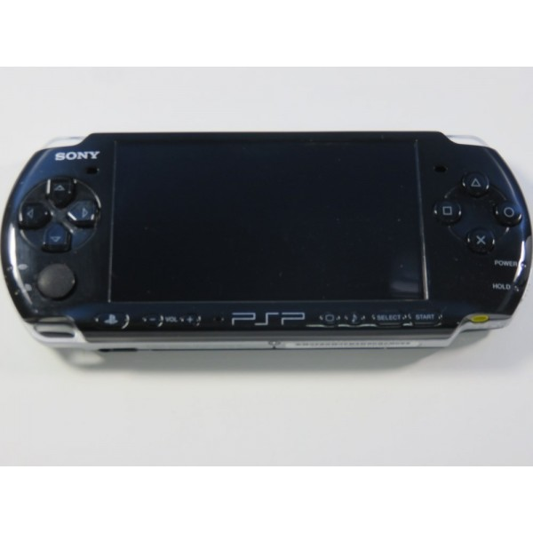 CONSOLE SONY PLAYSTATION PORTABLE 3004 (PSP) VERSION EURO (REGION FREE) - (SANS BOITE NI NOTICE)