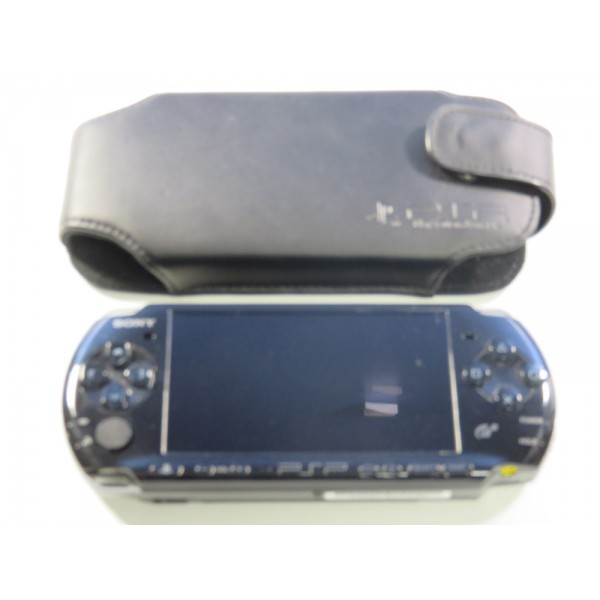 CONSOLE SONY PLAYSATTION PORTABLE (PSP) 3004 EDITION GRAN TURISMO VERSION EURO (GOOD CONDITION) - (SANS BOITE NI NOTICE)