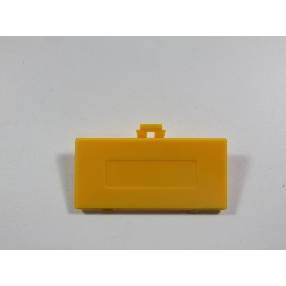 BATTERY COVER - CACHE PILE GAME BOY POCKET YELLOW JAUNE NEW