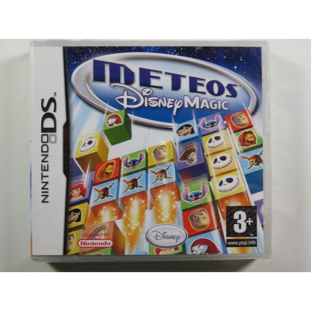 METEOS DISNEY MAGIC NINTENDO DS (NDS) EURO NEUF - BRAND NEW
