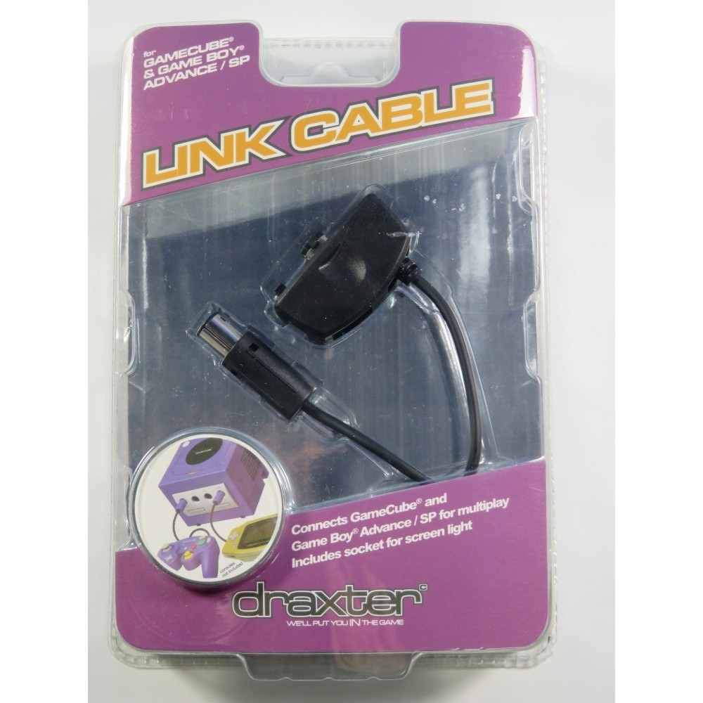 CABLE LINK GAMECUBE GBAGBA SP NON OFFICIEL NEW