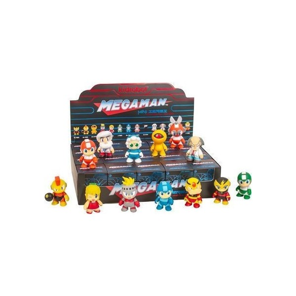KIDROBOT MEGAMAN MINI FIGURE SERIES NEW