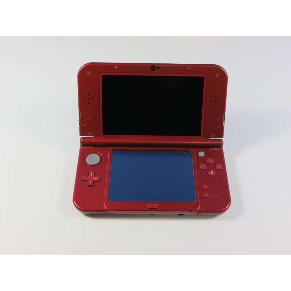 CONSOLE NEW 3DS XL MONSTER HUNTER GENERATIONS PAL-FR OCCASION