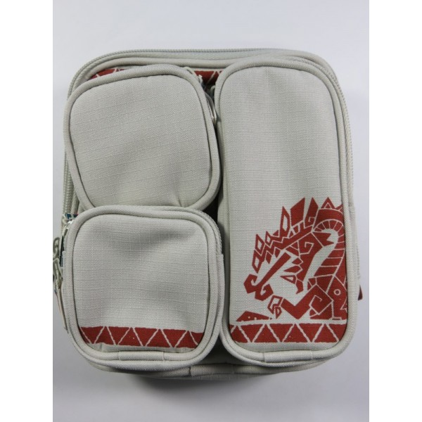 HOUSSE-SAC DE TRANSPORT SONY PSP MONSTER HUNTER LIMITED EDITION CAPCOM JAPAN OCCASION