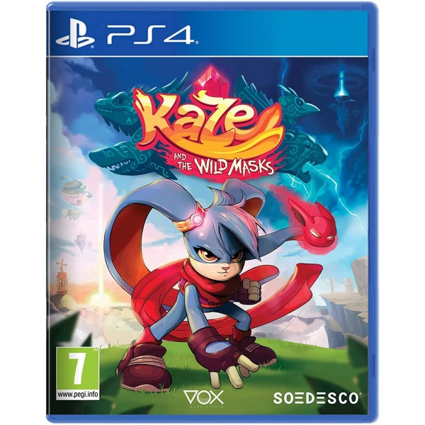 Kaze and the Wild Masks - PS4 FR Preorder