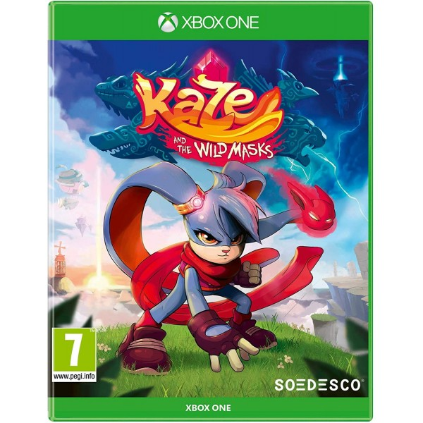 Kaze and the Wild Masks - XBOX ONE FR Preorder