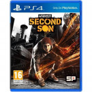 INFAMOUS SECOND SON PS4 UK OCCASION