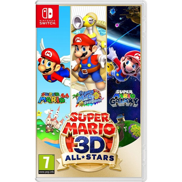 SUPER MARIO 3D ALL STAR SWITCH FR OCCASION