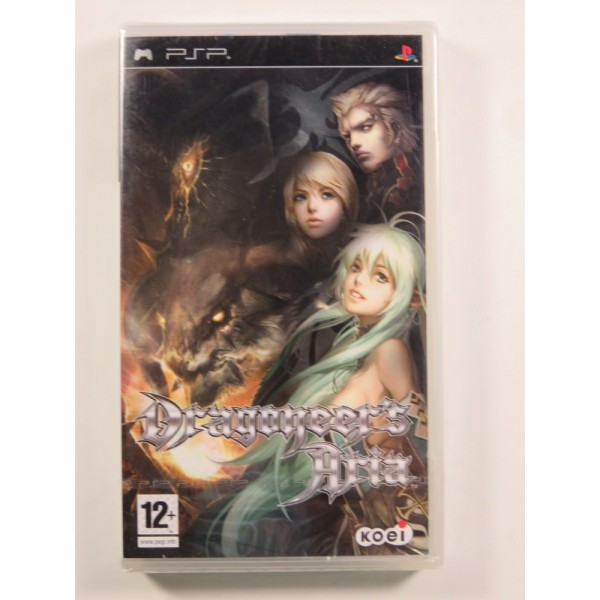 DRAGONEER S ARIA SONY PLAYSTATION PORTABLE (PSP) PAL-FR NEUF - BRAND NEW