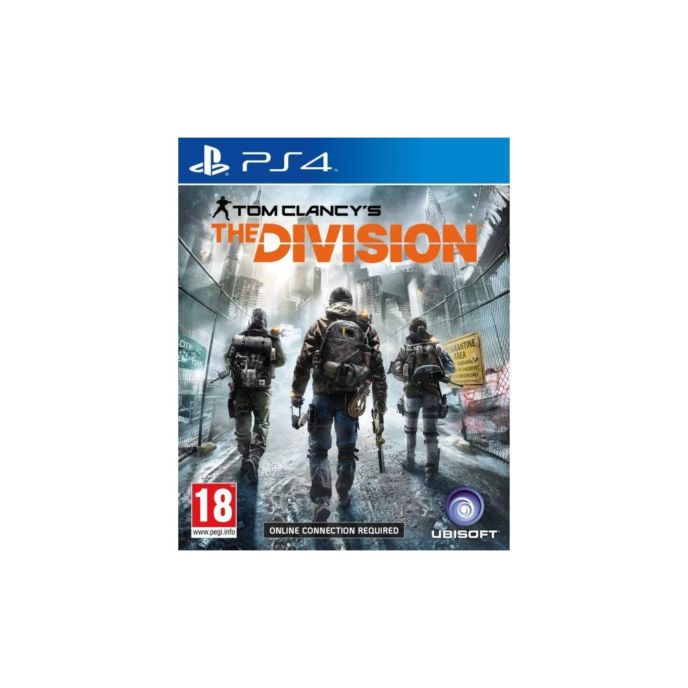 THE DIVISION PS4 UK