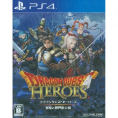 DRAGON QUEST HEROES PS4 JPN OCCASION