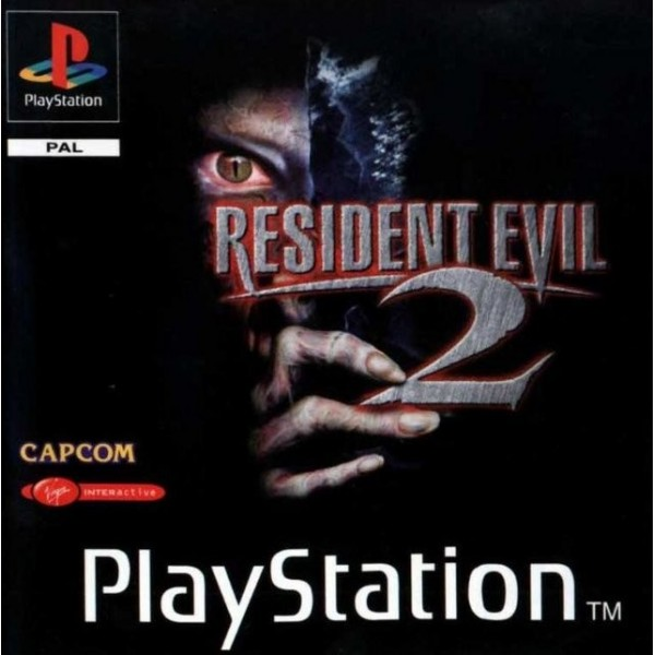 RESIDENT EVIL 2 PS1 PAL-FR OCCASION
