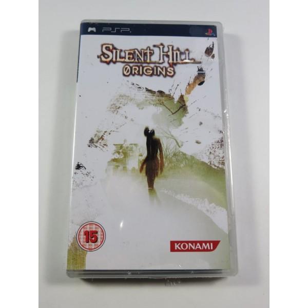 SILENT HILL ORIGINS SONY PSP UK NEUF - BRAND NEW (PROMO DISK - NOT FOR RESALE EDITION)(NON OFFICIAL BLISTER)