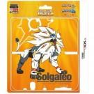 POCKET MONSTER TPU COVER SOLGALEO NEW 3DS LL JPN NEW