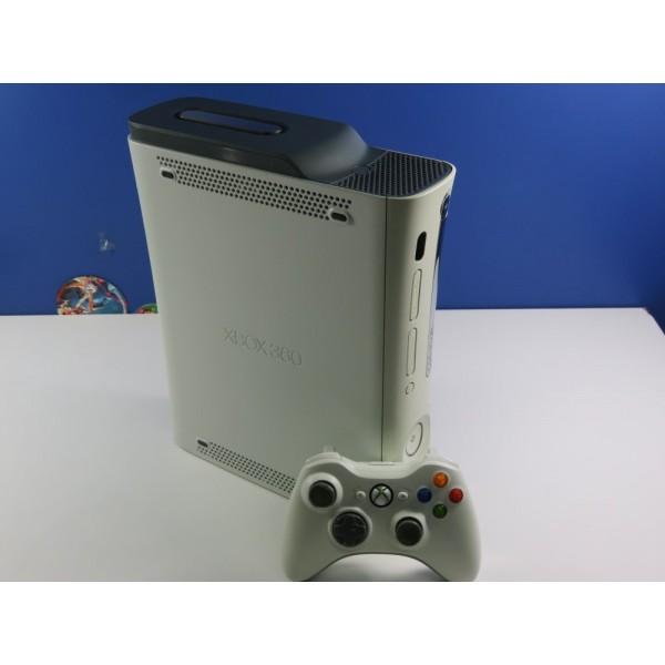 CONSOLE XBOX 360 20 GB PAL-EURO WHITE SANS BOITE NI NOTICE