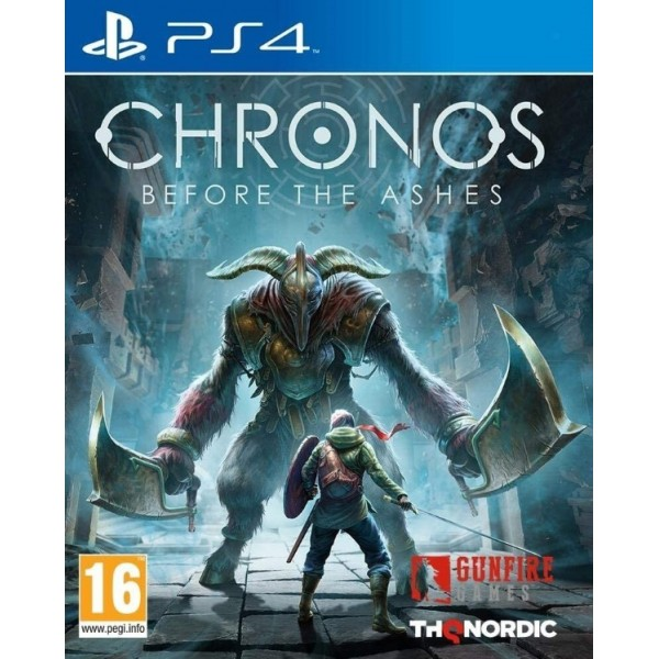 CHRONOS BEFORE THE ASHES PS4 FR NEW