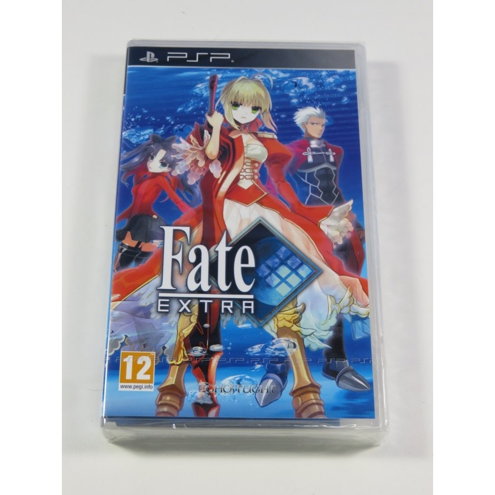 FATE EXTRA PSP FR NEW