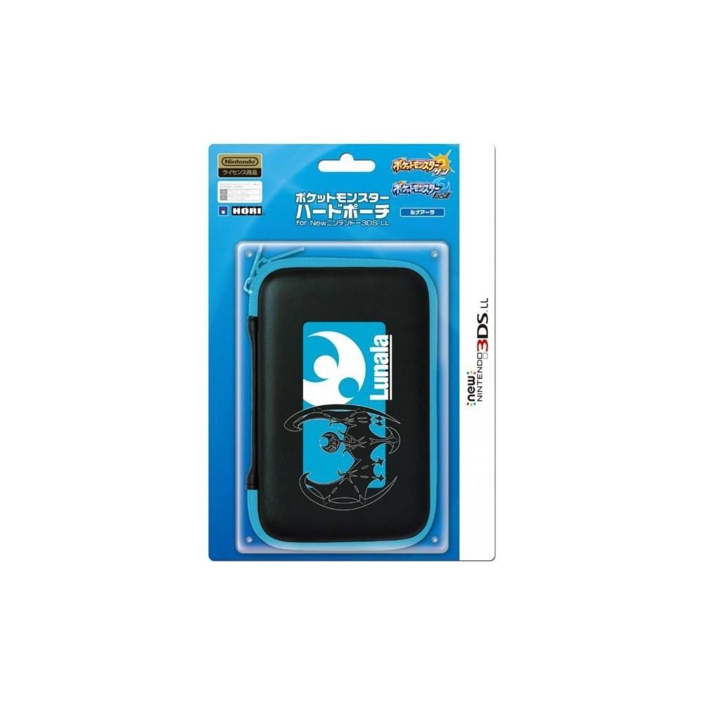 POCKET MONSTER HARD POUCH LUNALA NEW 3DS LL JPN NEW