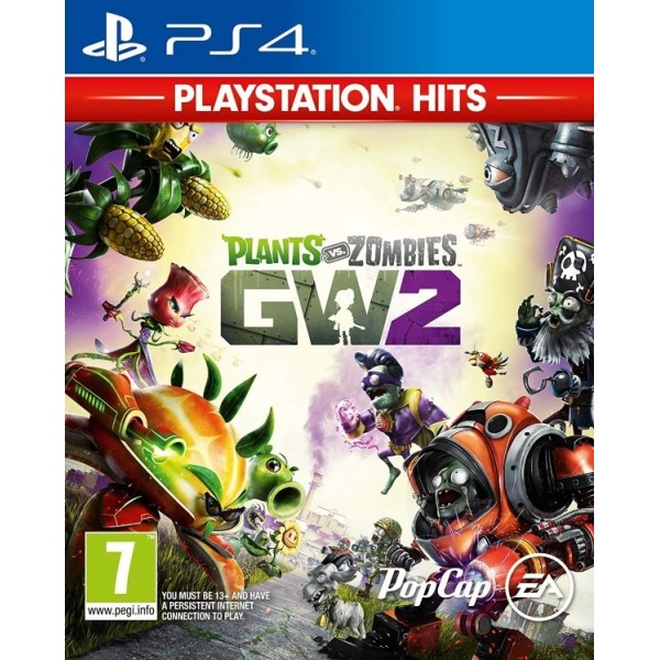 PLANTS VS ZOMBIES GW2 PLAYSTATION HITS PS4 EURO FR OCCASION