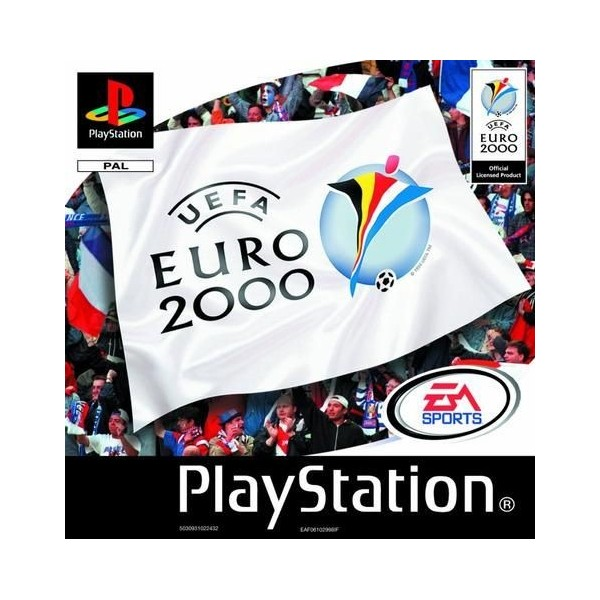 UEFA EURO 2000 PS1 PAL-FR OCCASION