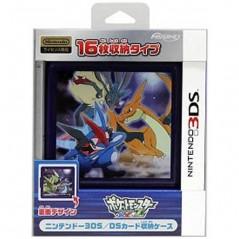 GAME CASE FOR NINTENDO 3 DS LL POKEMON XY & Z 3DS JPN NEW